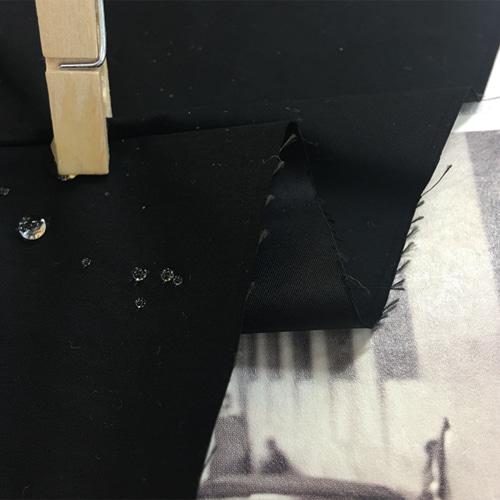 145cm/ 대폭 의류용 메모리 프라다원단_45103